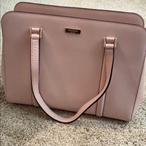 NWOT Kate Spade light pink tote bag!